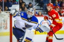 Flames at Blues gameday thread: Allen, Elliott face off
