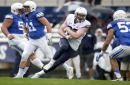 Matt Bushman leads tight end resurgence in soggy 2017 BYU football spring scrimmage