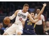 Clippers clinch playoff berth with win over Jazz
