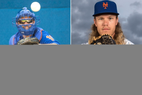 Why Travis d'Arnaud should never catch Noah Syndergaard
