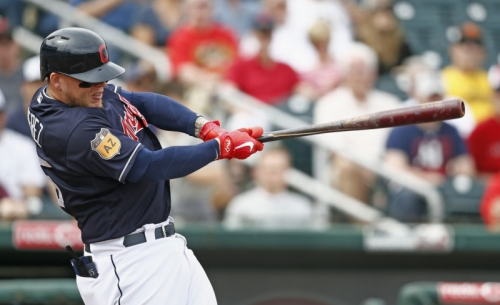 Indians notebook: Lonnie Chisenhall has mild shoulder sprain, to be down three days
