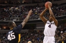 Jordan Mathews took six classes in 12 weeks to graduate from Cal. Now he's in the Final Four.