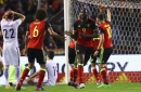 Belgium struggle to score without Hazard; Kanté helps France to easy victory