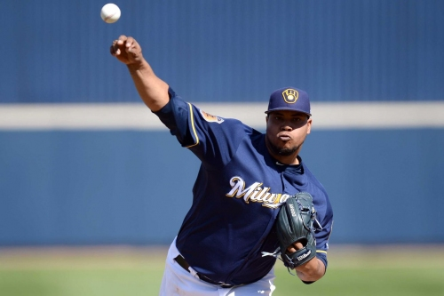 Brewers offense can't back strong pitching, fall to Royals 1-0