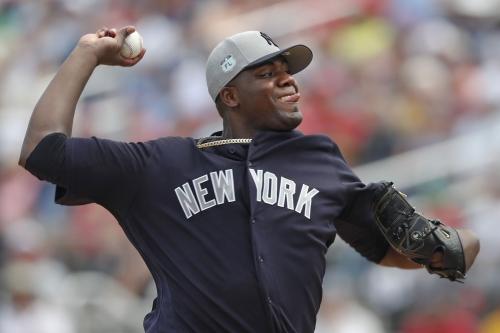 Michael Pineda amps up Yankees worries — vs. minor leaguers