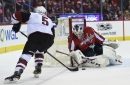 Ovechkin hits 30 goals, Winnik scores as Caps beat Coyotes The Associated Press