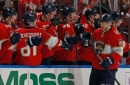 Jonathan Marchessault nets hat trick as Panthers unleash fury on Blackhawks