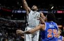 Leonard, Aldridge help Spurs topple Knicks, 106-98 (Mar 25, 2017)