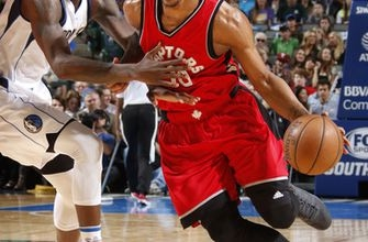 Ibaka, DeRozan lead Raptors past Mavericks, 94-86 (Mar 25, 2017)