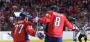 Barry Trotz takes a moment to recognize 'greatness' of Alex Ovechkin's accomplishments