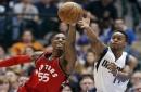 Toronto Raptors put lock on playoff berth with fifth straight victory, dumping Dallas Mavericks 94-86