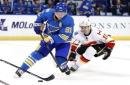 Blues Insider: Unlike in NBA, NHL stars play through grueling schedule