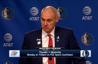 Rick Carlisle on what set the tone in loss to Raptors
