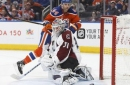 Oilers move into tie for first in Pacific with win vs Avs (Mar 25, 2017)