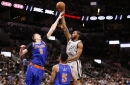 Spurs win fourth straight game, beat Knicks 106-98