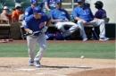 Cubs split Saturday split squads, mull Matt Szczur options