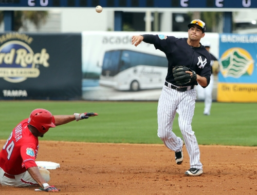 Tyler Wade makes case to be Yankees shortstop