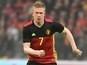 Report: Kevin De Bruyne returning to Manchester City for groin injury treatment