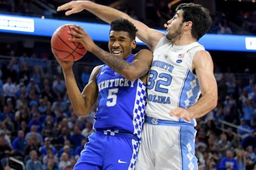 Kentucky Basketball vs North Carolina Tar Heels: Start time, TV info, online stream, odds, more