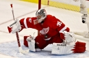 Red Wings vs. Wild: Jimmy Howard has 12-3-3 record against Minnesota