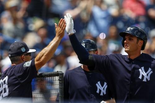 Around the Empire: Yankees news - 3/26/17