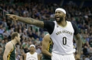 DeMarcus Cousins listed as questionable vs. Nuggets due to ankle sprain: Game preview, breakdown