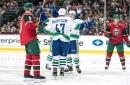 NHL scores 2017: Minnesota Wild fall backwards into the playoffs