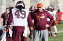Sunday links: Hokies spring ball in full gear; Beamer, Babcock get recognitiion