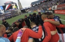 Revolution players honor fans in new post-game celebration