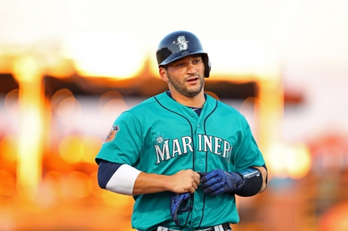 The Mariners Fall in Spring Training No-Hitter to the Angels