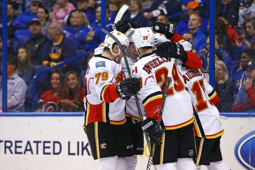 Calgary Flames March Madness: Final Four A
