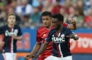 Kouassi held out for precautionary reasons