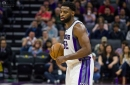 Tyreke Evans says he's getting back into a rhythm