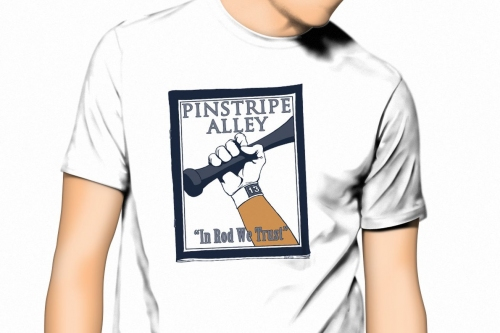 Help us design the next Pinstripe Alley custom shirt