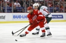 Red Wings beat Wild on Andreas Athanasiou's OT goal