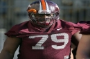 Virginia Tech hopes to reload offensive line with young talent