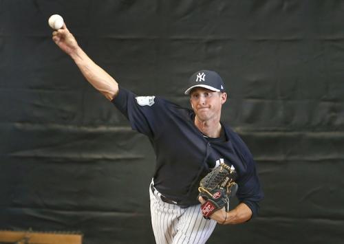 Yankees starter contender Bryan Mitchell feeling pressure, struggles   Rapid reaction