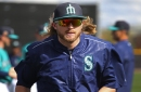 Instead of breaking bones, Taylor Motter now just breaking into the Mariners' lineup