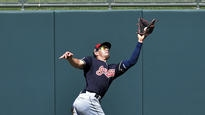 OF Austin Jackson makes Indians' opening-day roster
