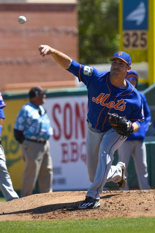 Mets' Matt Harvey has best outing of spring in Mets' win over Braves | Rapid Reaction
