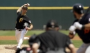 Tyler Glasnow showing improvement, but hasn't separated himself from other pitchers