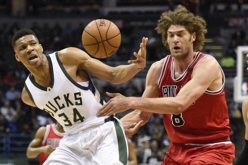 Bucks vs. Bulls Final Score: Bucks Done in by Bulls' Hot Shooting, 109-94