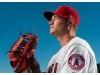 Angels' Garrett Richards hoping '85 percent mindset' can be key to a healthy, successful season