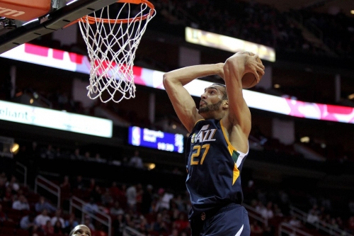 Utah Jazz center Rudy Gobert chasing 1000 / 1000 / 200, immortality in NBA History books