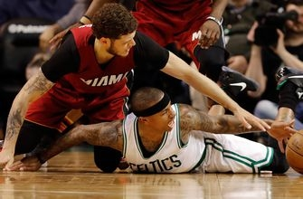 Heat make late push, can't catch Celtics in road loss