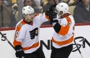 Flyers score 4 goals in third, beat Penguins 6-2 The Associated Press