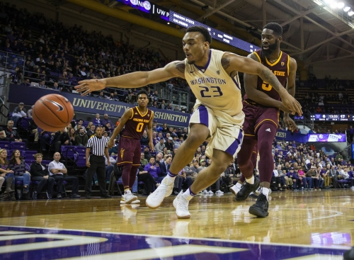 David Crisp and Carlos Johnson first to say they're returning to UW men's basketball team