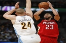 Pelicans soar past Nuggets with small-ball lineup