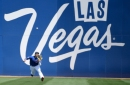 Albert Almora Jr. homers twice, Cubs split against Reds, Padres