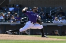 Tyler Chatwood presses with workload in Rockies' Cactus League win over Padres